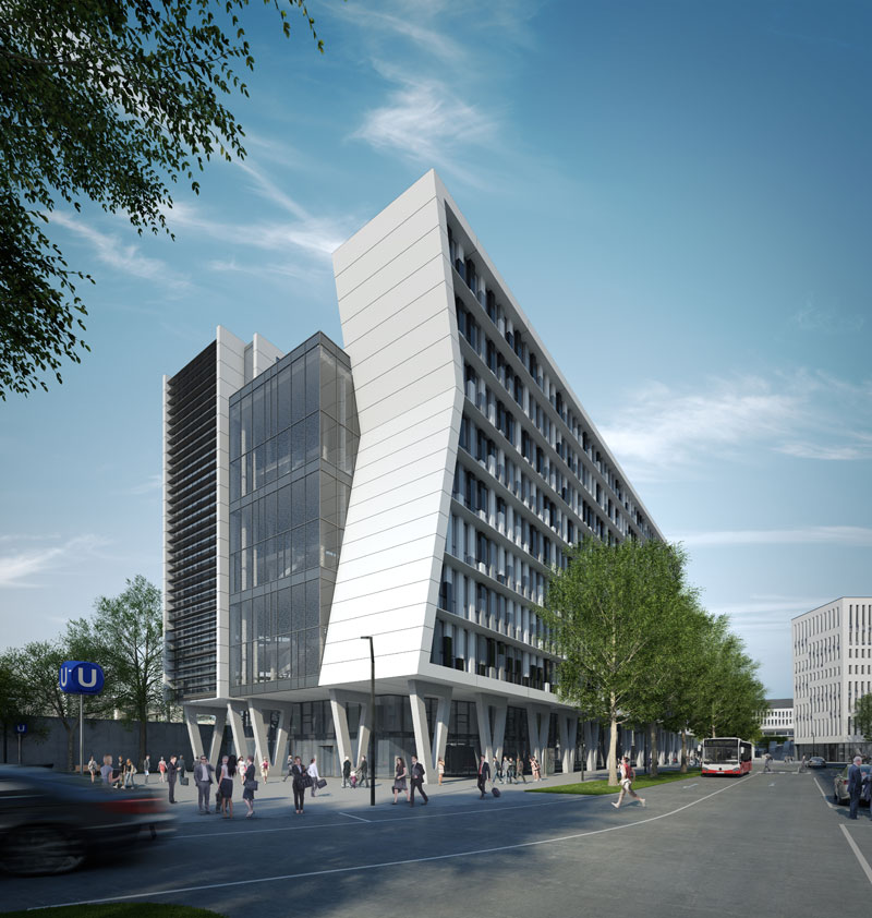 Bank Austria Campus, ATU -