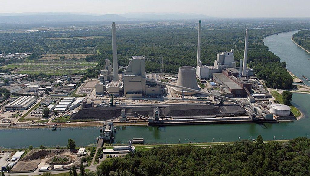 Elektráreň  RDK8, Karlsruhe, DE -