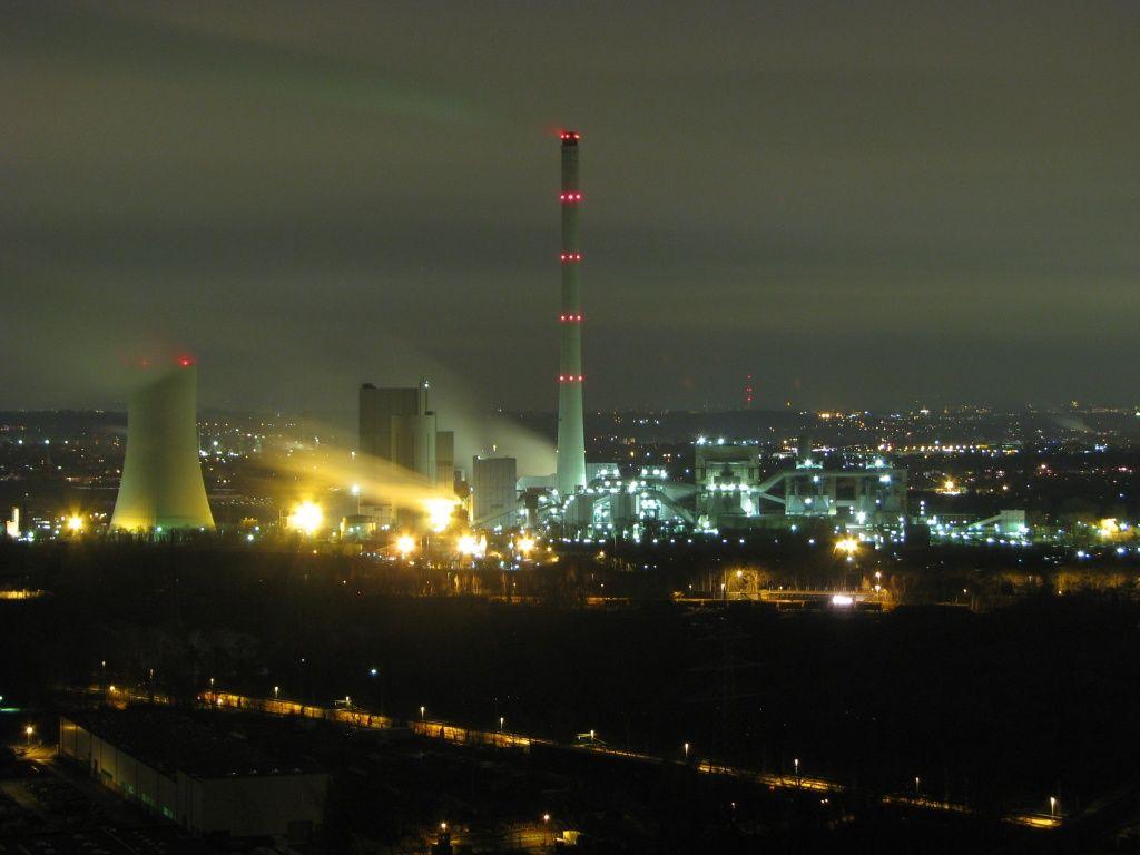 EVONIK STEAG GmbH, HKW Herne, DE -