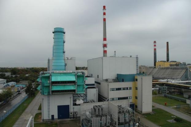 Areál PPC Energy, a.s., Bratislava, SK -