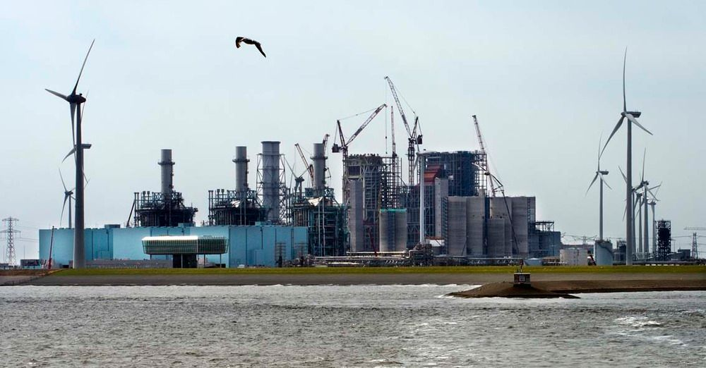 RWE Power AG – KW Eemshaven, Eemshaven, NL -